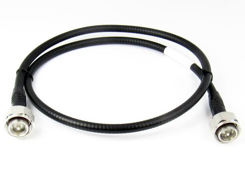 C569-250-36 4.3/10 Cable M/M Corrugated Centric RF