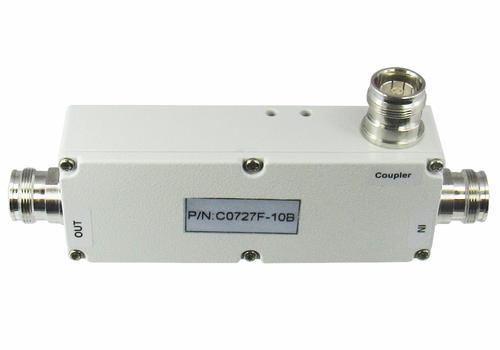 C0727F-10B 4.3/10 698-2700MHZ 10DB PIM Centric RF