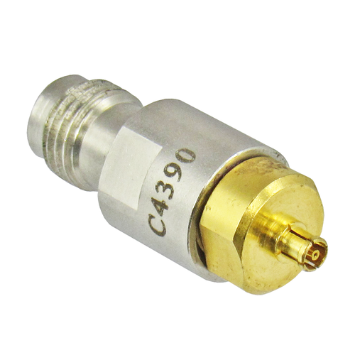 C4390 1.85mm Female to MiniSMP Female Adapter 65ghz Centric RF
