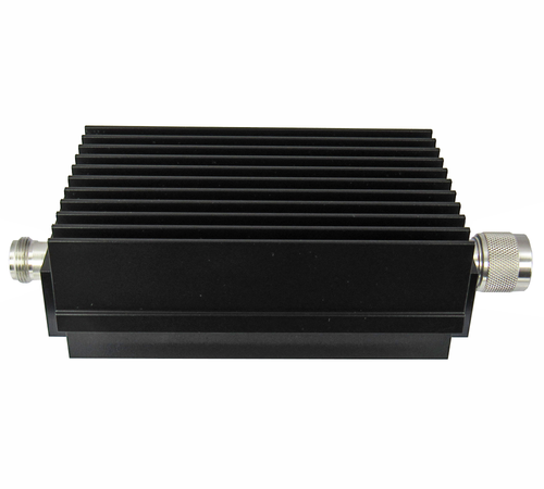 C4N150-10 N M/F 150 Watt Attenuator 10dB 4Ghz VSWR 1.2 Uni Directional Centric RF