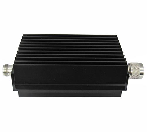 C4N150-40 N M/F 150 Watt Attenuator 40dB 4Ghz VSWR 1.2 Uni Directional Centric RF