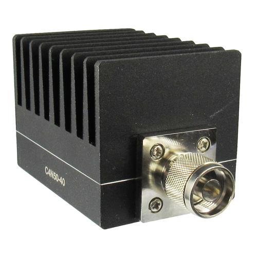 C4N50-6 4GHZ 50Watt Attenuator 6db VSWR 1.35