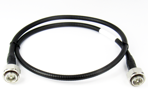 C569-250-72 4.3/10 Cable M/M Corrugated Centric RF