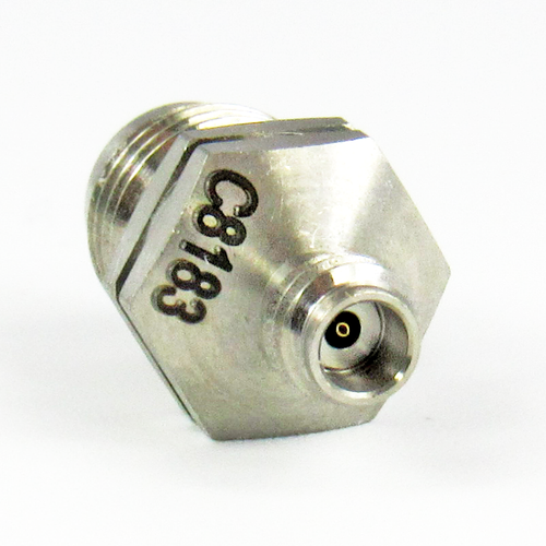 C8183  1.0mm Female to 1.85mm Female Adapter VSWR 1.2 67Ghz