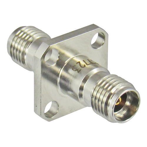 C7723 3.5mm to 3.5mm Flange Adapter F/F Centric RF