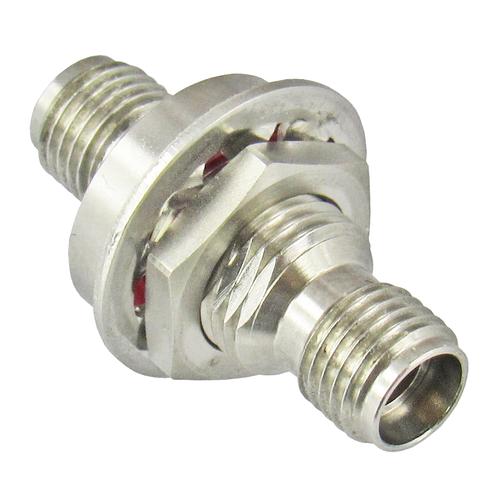 C7747 3.5mm to 3.5mm Bulkhead Adapter F/F Centric RF