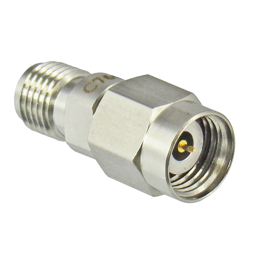 C7608 2.4mm Male to SMA Female Adapter VSWR 1.15 27Ghz Centric RF