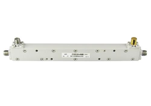 C0520-06B Coupler SMA 0.5-2Ghz 6dB VSWR 1.2 Centric RF