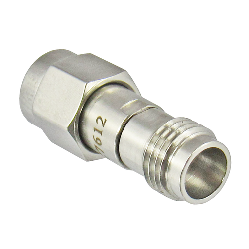 C7612 2.4mm Female to SMA Male Adapter Centric RF