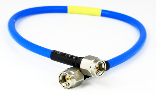 C581-141-18 SMA/Male to SMA/Male .141 18 inch Flexible Cable Centric RF