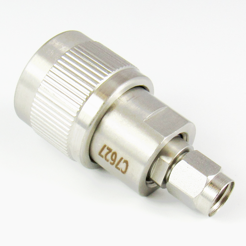 C7627 2.4/Male to N/Male Adapter Centric RF