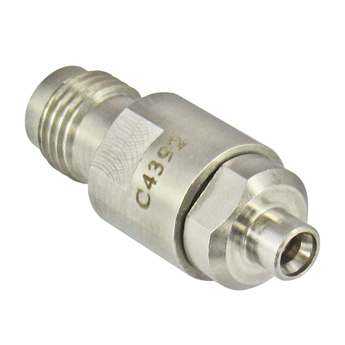 C4392 1.85mm Female to MiniSMP Male Adapter Centric RF
