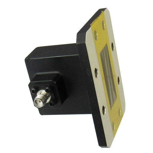 CWR137SE WR137 to SMA Waveguide to Coax Adapter Centric RF