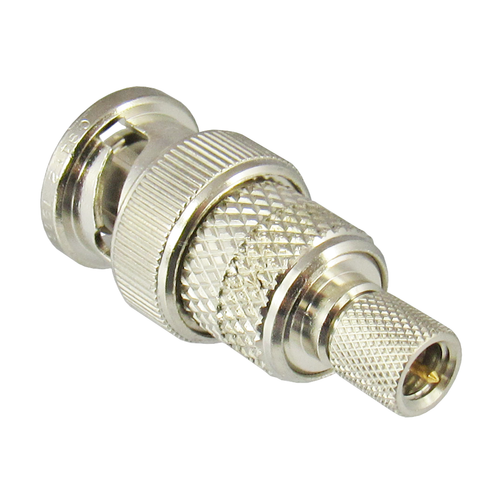 C9412 10-32 (Microdot) Male to BNC Male Adapter Centric RF