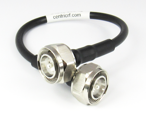 C4343-250-36 4.3/10 Cable M/M CRF240 Flexible Cable Centric RF
