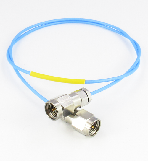 C552-047-08 Cable 2.92mm 40ghz VSWR 1.35 Max 8in 047 Flexible Centric RF
