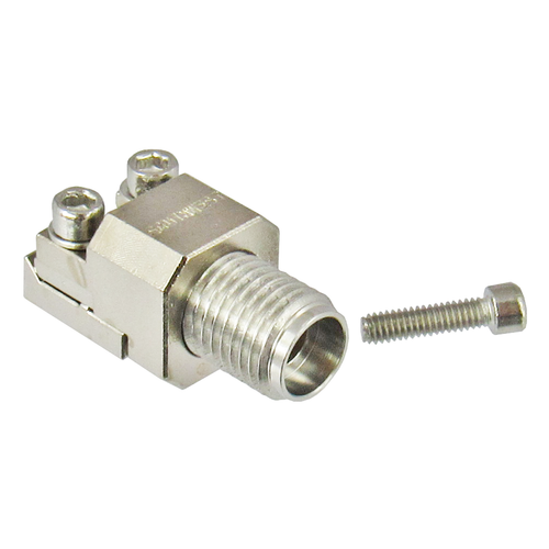1092-01A-9 2.92mm End Launch Connector Centric RF