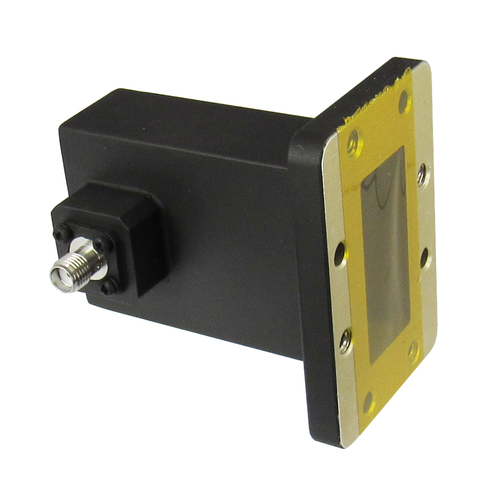 CWR137SG WR137 to SMA Waveguide to Coax Adapter Centric RF