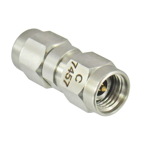 C7457 2.92mm Male to 3.5mm Male Adapter Centric RF