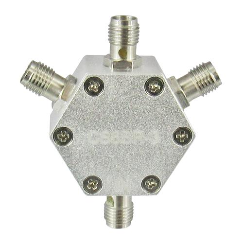 CS6SR-3 SMA 3 Way Resistive Power Divider Centric RF