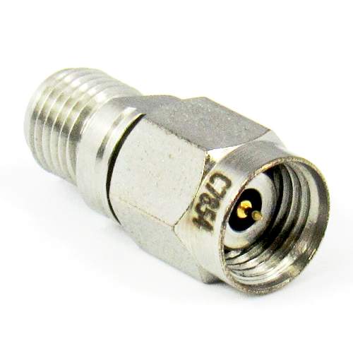 C7854 2.4/Male to 3.5/Female Adapter Centric RF