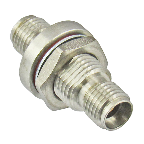 C7741 3.5/Female to 3.5/Female Bulkhead Adapter Centric RF