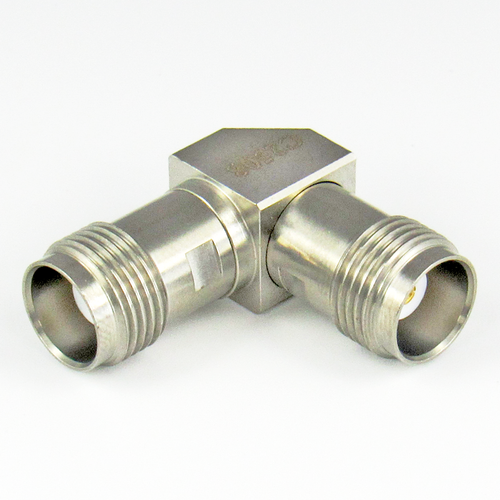 C2508 TNC Right Angle Adapter Centric RF