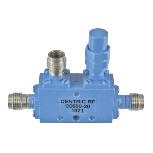 C0660-20 Coupler 1.85mm Centric RF