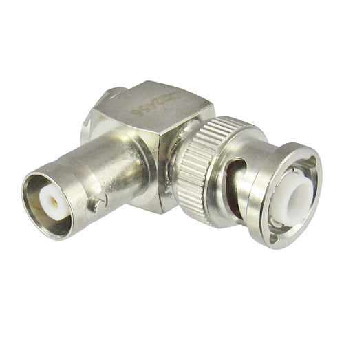 C2456 Adapter MHV Plug-Jack Right Angle Centric RF