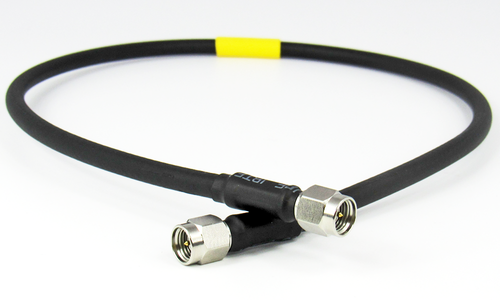 C592-200-12 SMA/Male to SMA/Male 6 Ghz LMR200 12 Inch Cable Centric RF