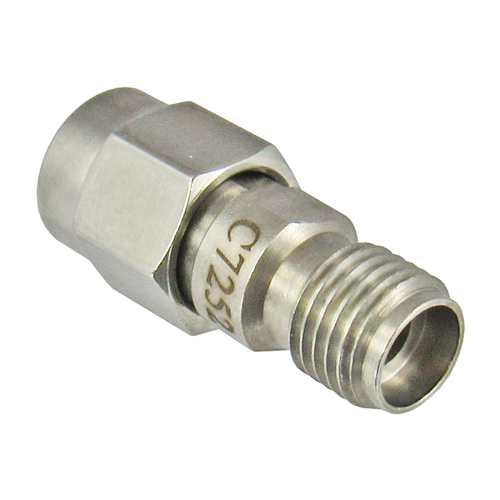 C7252 2.92mm Female to 2.4mm Male Adapter Centric RF