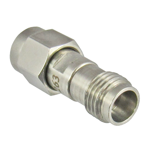 C7263 2.92mm Male to 2.4mm Female Adapter Centric RF