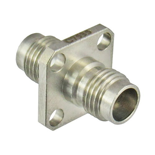C7535 2.4mm Female to 2.4mm Female Flange Adapter Centric RF