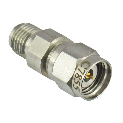 C7855 3.5mm Female to 2.4mm Male Adapter Centric RF