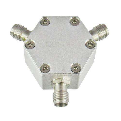 CS6SR SMA Resistive Power Divider Centric RF