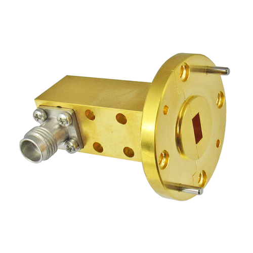CWR2224B Waveguide to Coax Adapter Centric RF