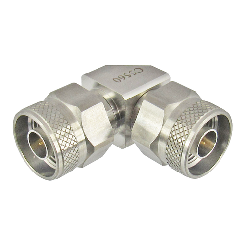 C5560 N Right Angle Adapter Centric RF
