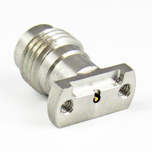 18359-001J 1.85 Female Vertical Launch Connector Centric RF