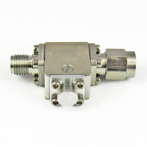 CI0820 Isolator SMA M/F 8-20 Ghz VSWR 1.45 1Watt