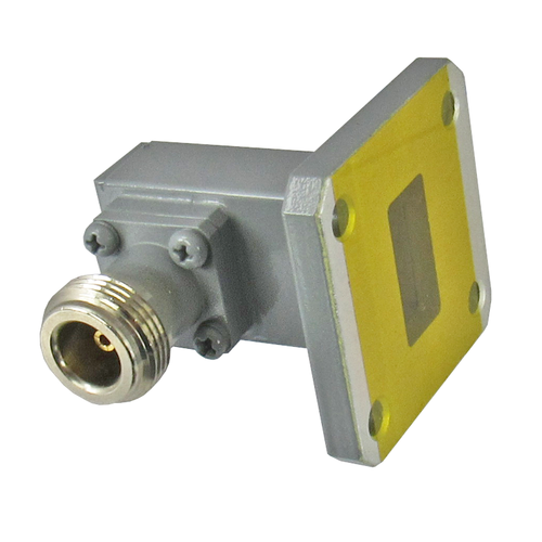 CWR75NB Waveguide to Coax Adapter Centric RF