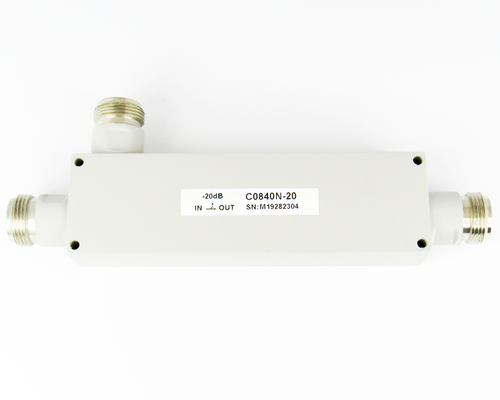 C0840N-20 Type N Female Coupler Centric RF