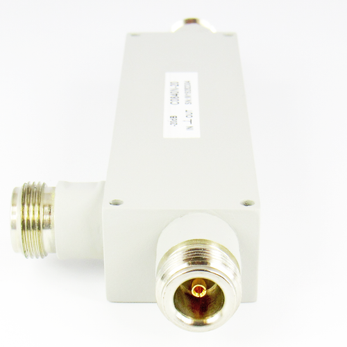 C0840N-20 Type N Female Coupler 800-4000 MHz 0.5 db Ins Loss VSWR 1.3i/o
