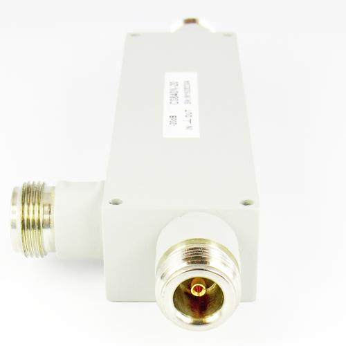 C0840N-20 Type N Female Coupler 800-4000 MHz 0.5 db Ins Loss VSWR 1.3i/o