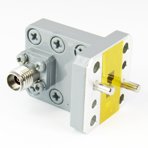 CWRD180K Double Ridge 2.92 Waveguide to Coax Adapter Centric RF