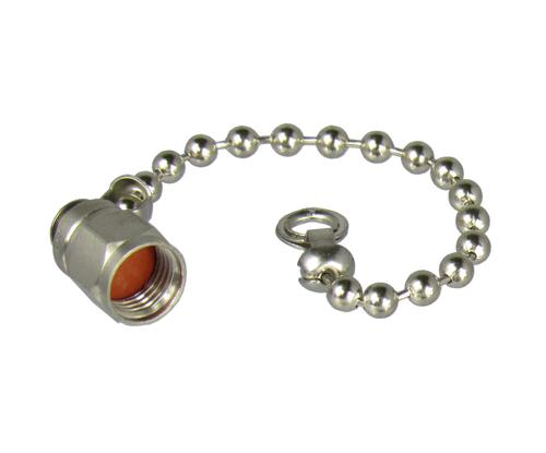 C4890 2.4/Male Dust Cap Centric RF