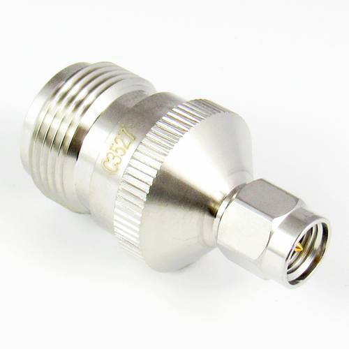 C3527 SMA Male to N Female Adapter Centric RF