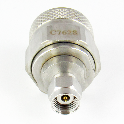 C7628 2.4mm Male to N Male Adapter VSWR 1.15 Max 0-18ghz