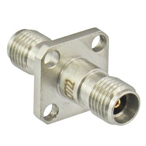 C7722 3.5/Female to 3.5/Female Flange Adapter Centric RF