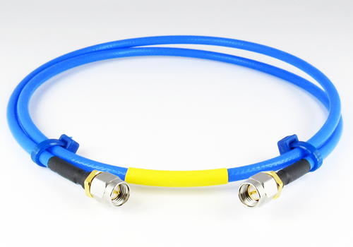 C581-141-06B-AT Anti Torque SMA 18Ghz Flexible 141 Cable Centric RF