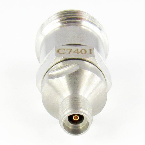 C7401 2.92mm Female to N Female Adapter VSWR 1.15 18ghz